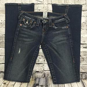 Women's True Religion Joey Boot Cut Jeans